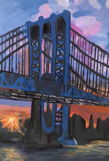 Create Greeting Brooklyn Bridge