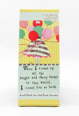 Curly Girl Design Sea Salt Dark Chocolate-Bright and Shiny