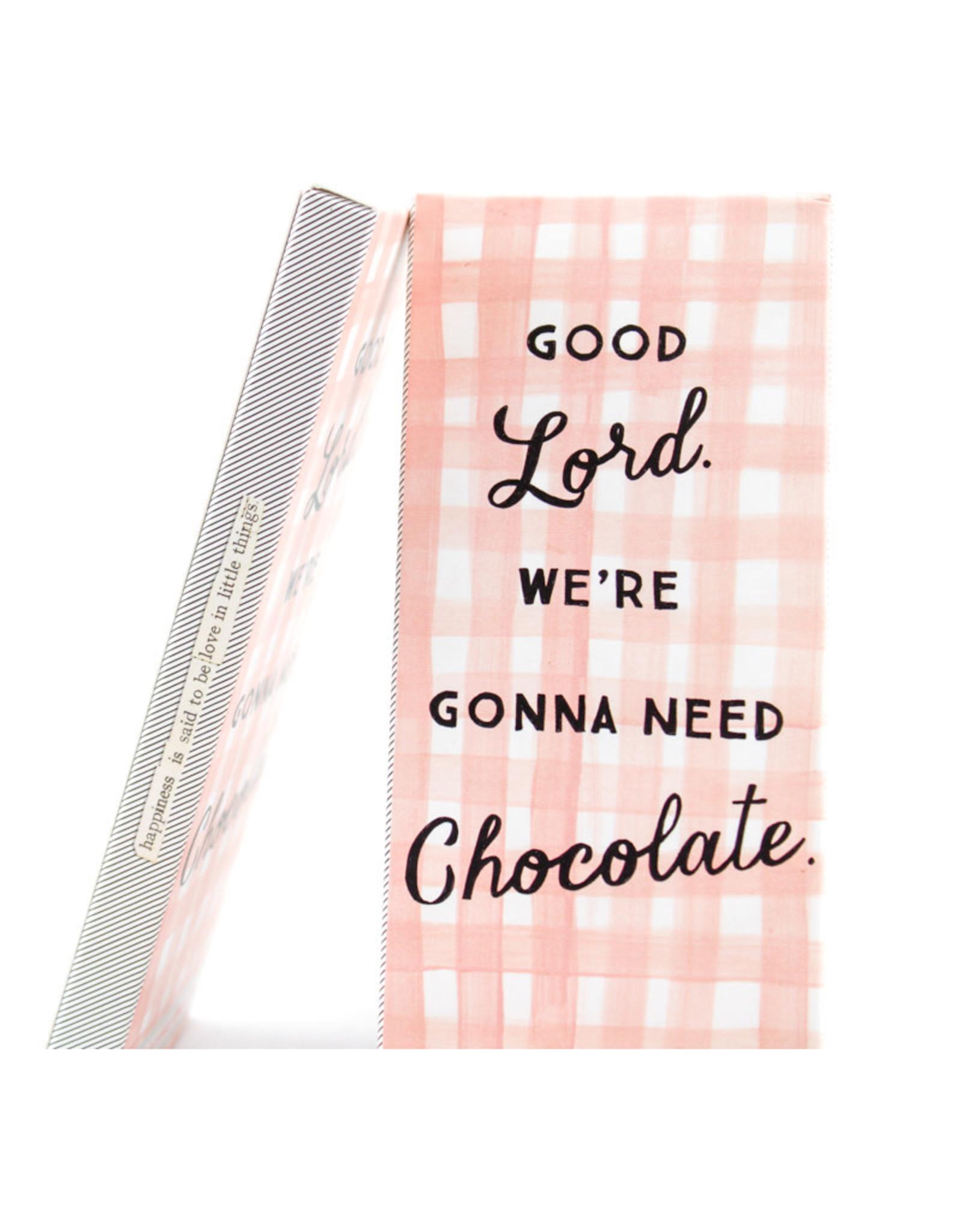 Curly Girl Design Milk Chocolate-Good Lord