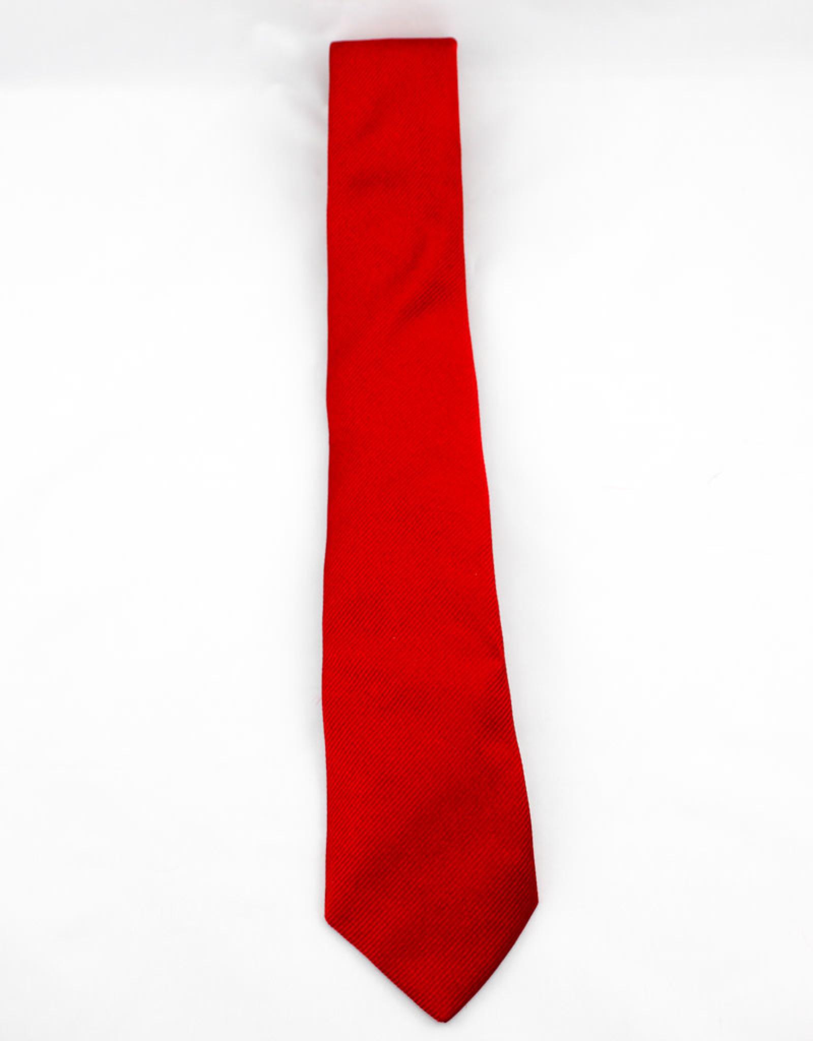 Gitman Bros. Necktie-Solid Diagonal Twill