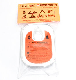 Sardine Can Giftware LifePac Survival Kit