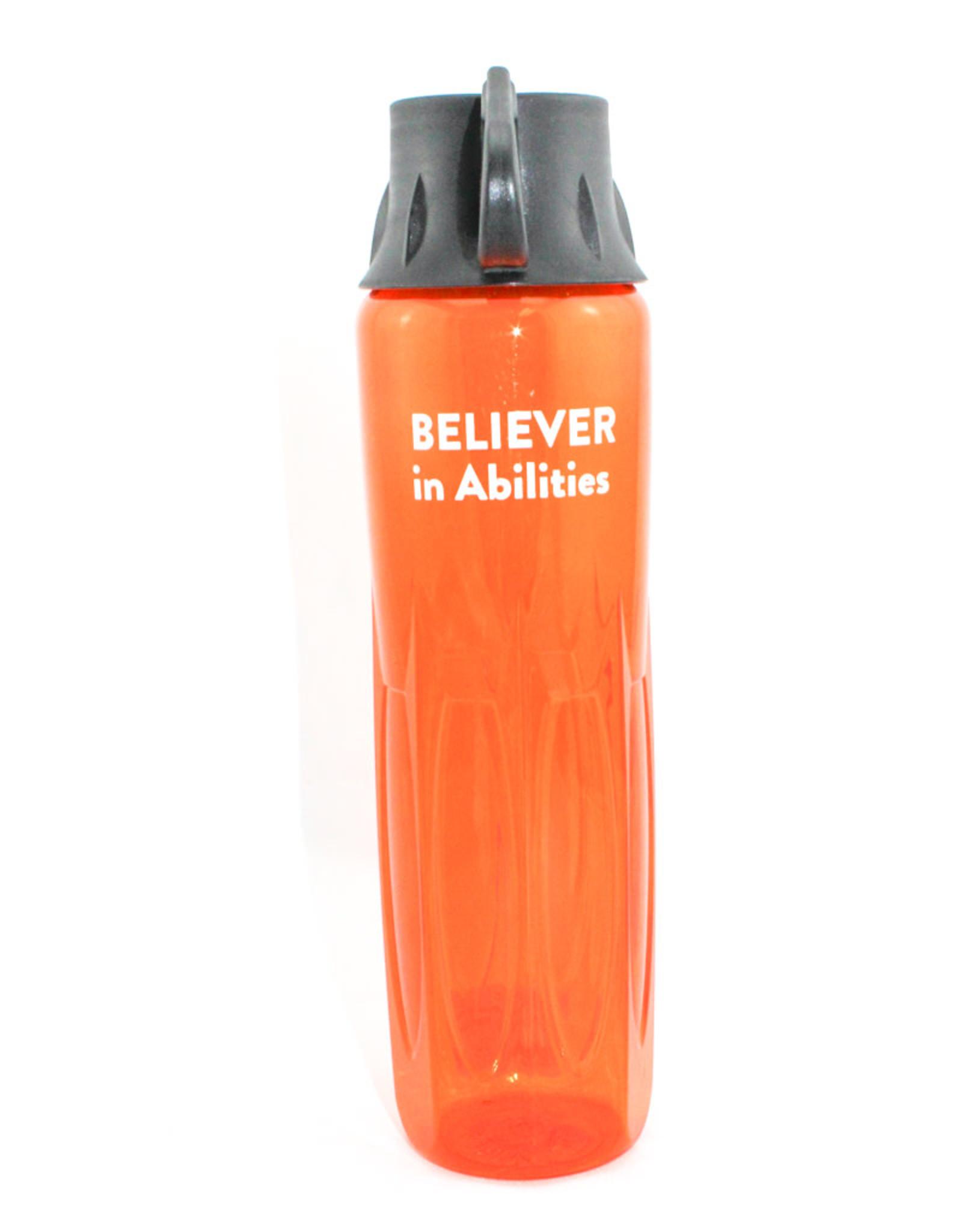 Vista Life Believer in Abilities Water Bottle