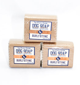Burly Stone Soap Co. The Mystic Hound Dog Soap