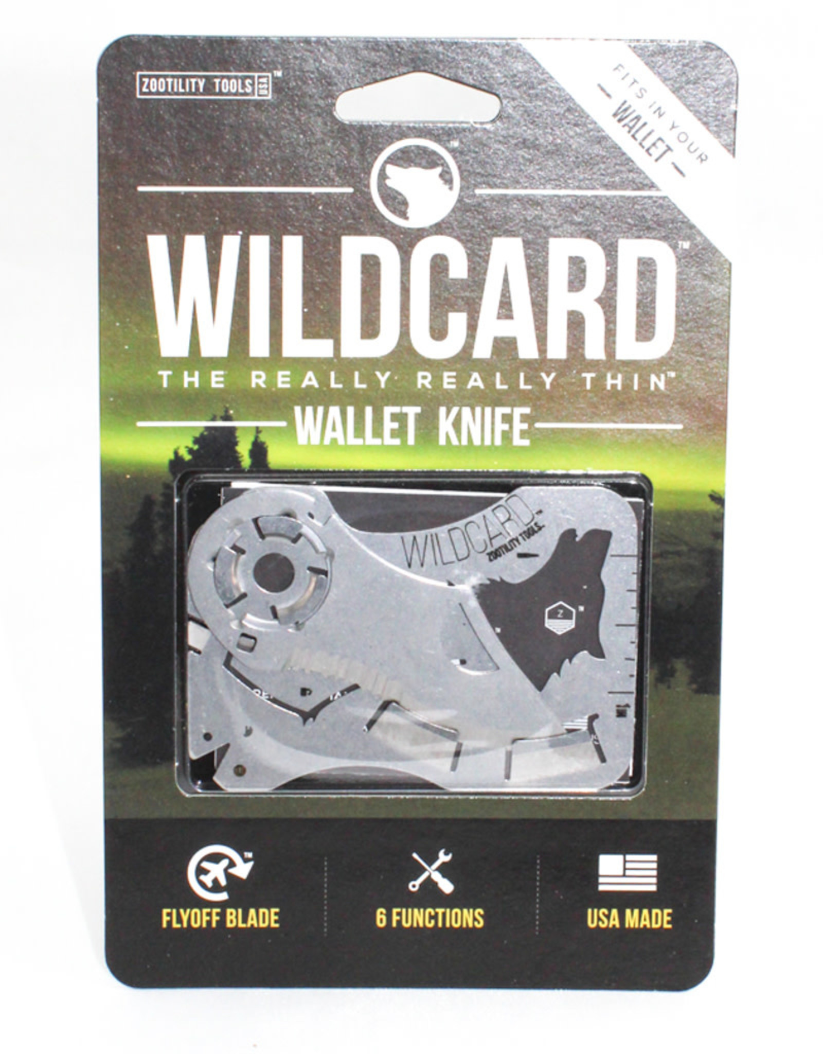 Zootility Tools Wildcard
