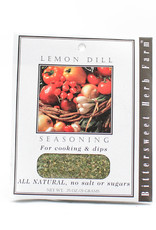 Bittersweet Herb Farm Lemon Dill Packet