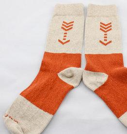 United by Blue Bartram's Socks-Elbert-Oatmeal