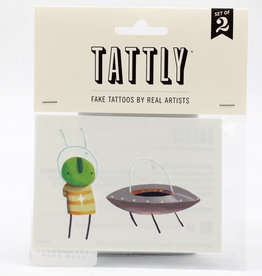 Tattly Green Explorer