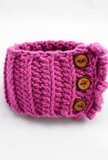Simply Made By Erin Ruffle Headband