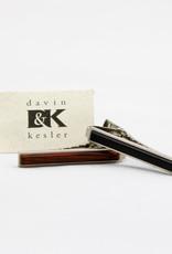 Davin and Kesler, Inc. Tie Clip - Cocobolo