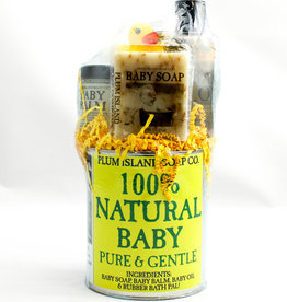 Plum Island Soap Co. Natural Baby Gift Set