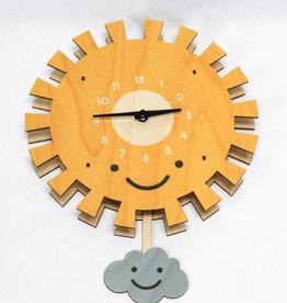 Modern Moose Sun Pendulum