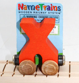 Maple Landmark, Inc NT Bright Letter X