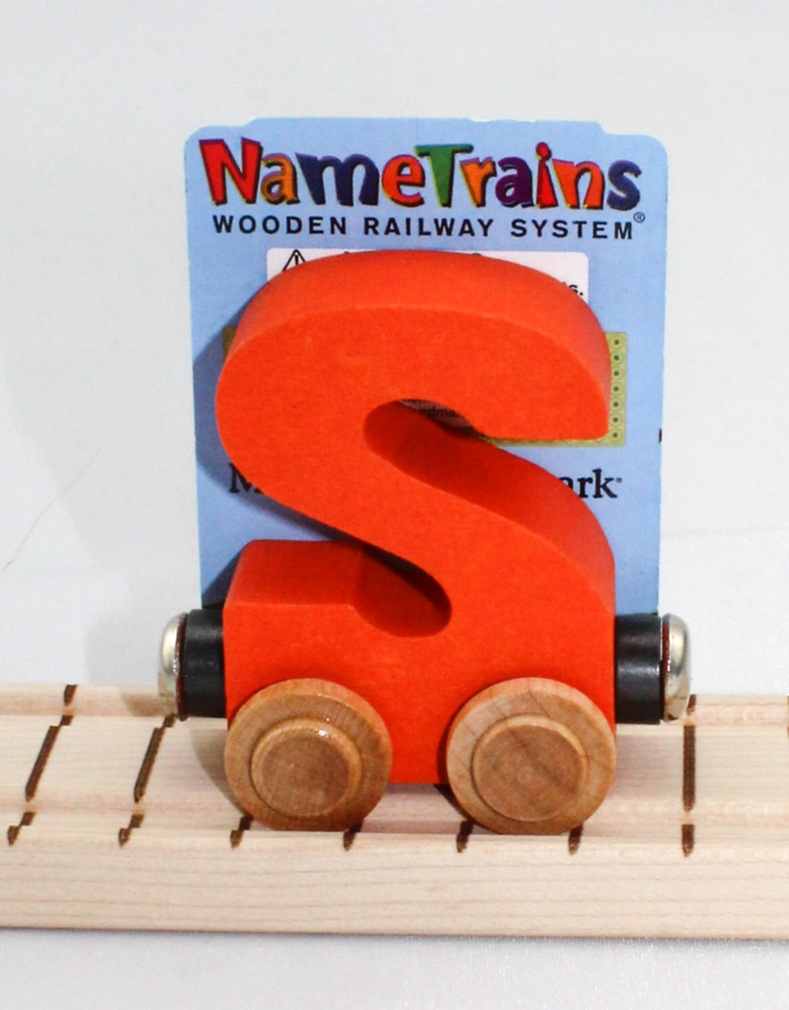 Maple Landmark, Inc NT Bright Letter S