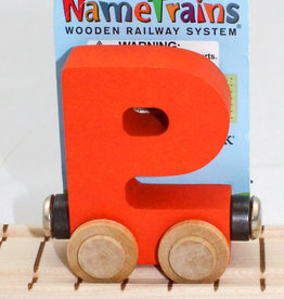 Maple Landmark, Inc NT Bright Letter P