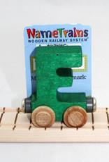 Maple Landmark, Inc Bright Letter F Car