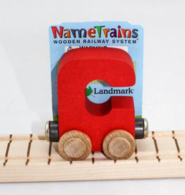 Maple Landmark, Inc NT Bright Letter C