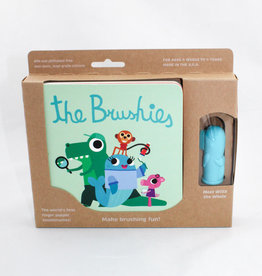The Brushies Willa the Whale