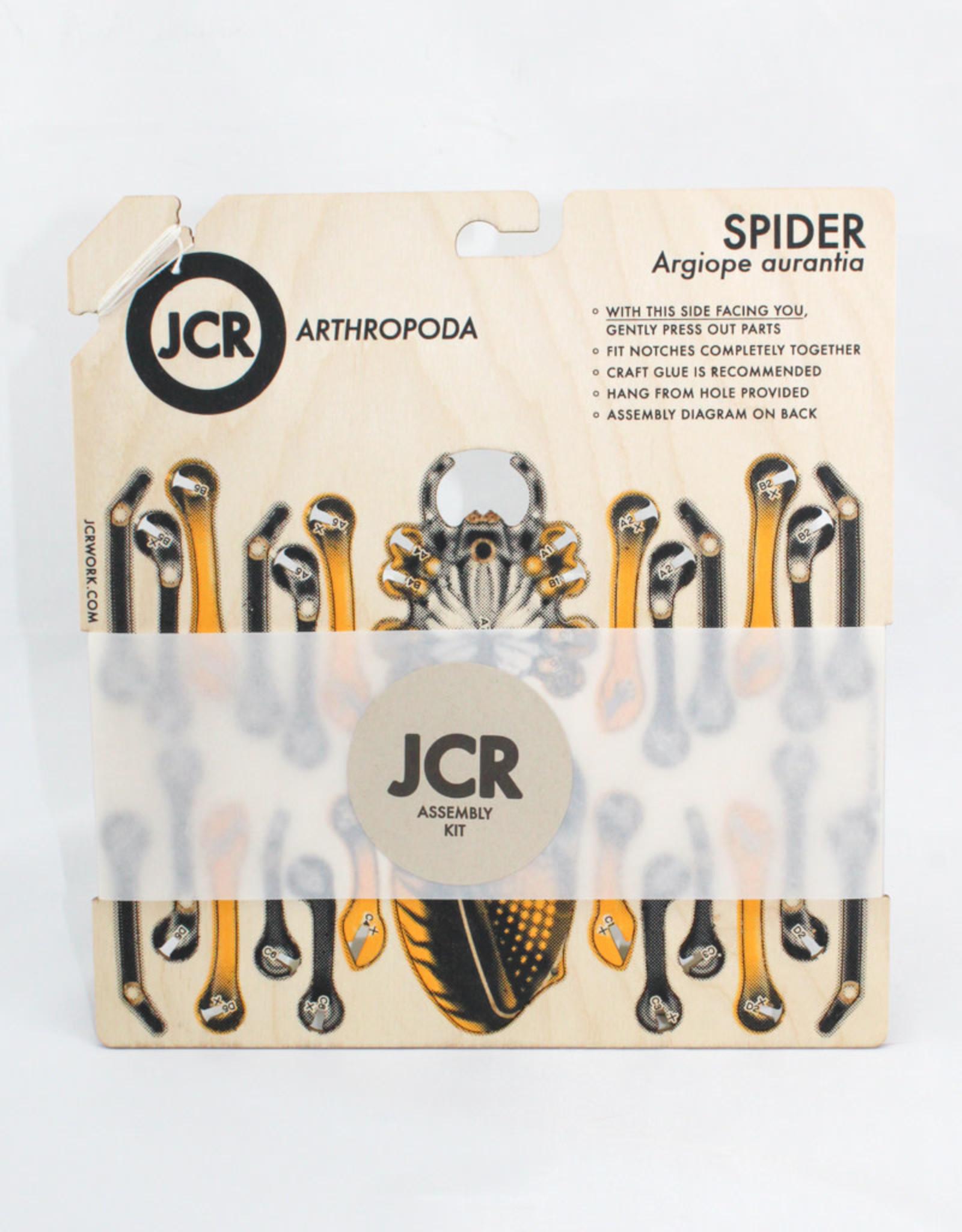 JCR WORK Spider