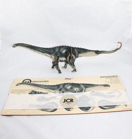 JCR WORK Apatosaurus
