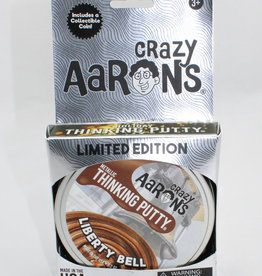 "Crazy Aarons Putty 4"" Liberty Bell- Crazy Aaron's Thinking Putty"