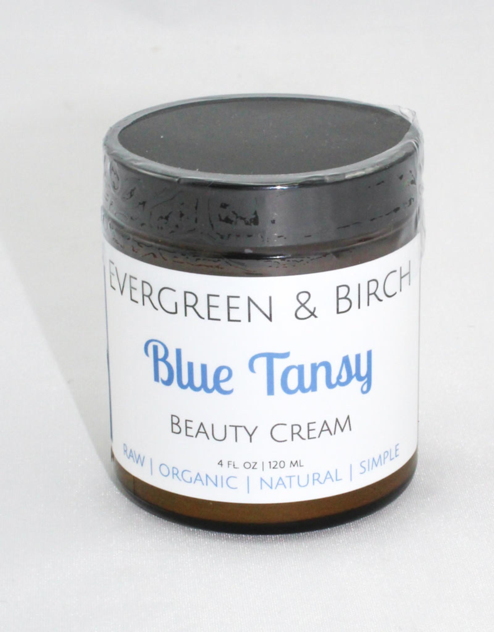 Evergreen & Birch Blue Tansy Beauty Cream