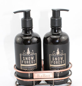 Beekman 1802 Snow Forest Hand Care Caddy Set
