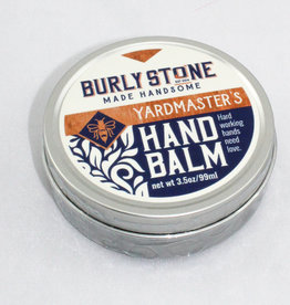 Burly Stone Soap Co. The Yard Master Hand Balm
