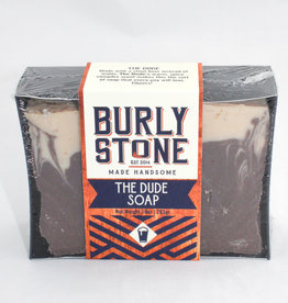 Burly Stone Soap Co. The Dude Bar Soap