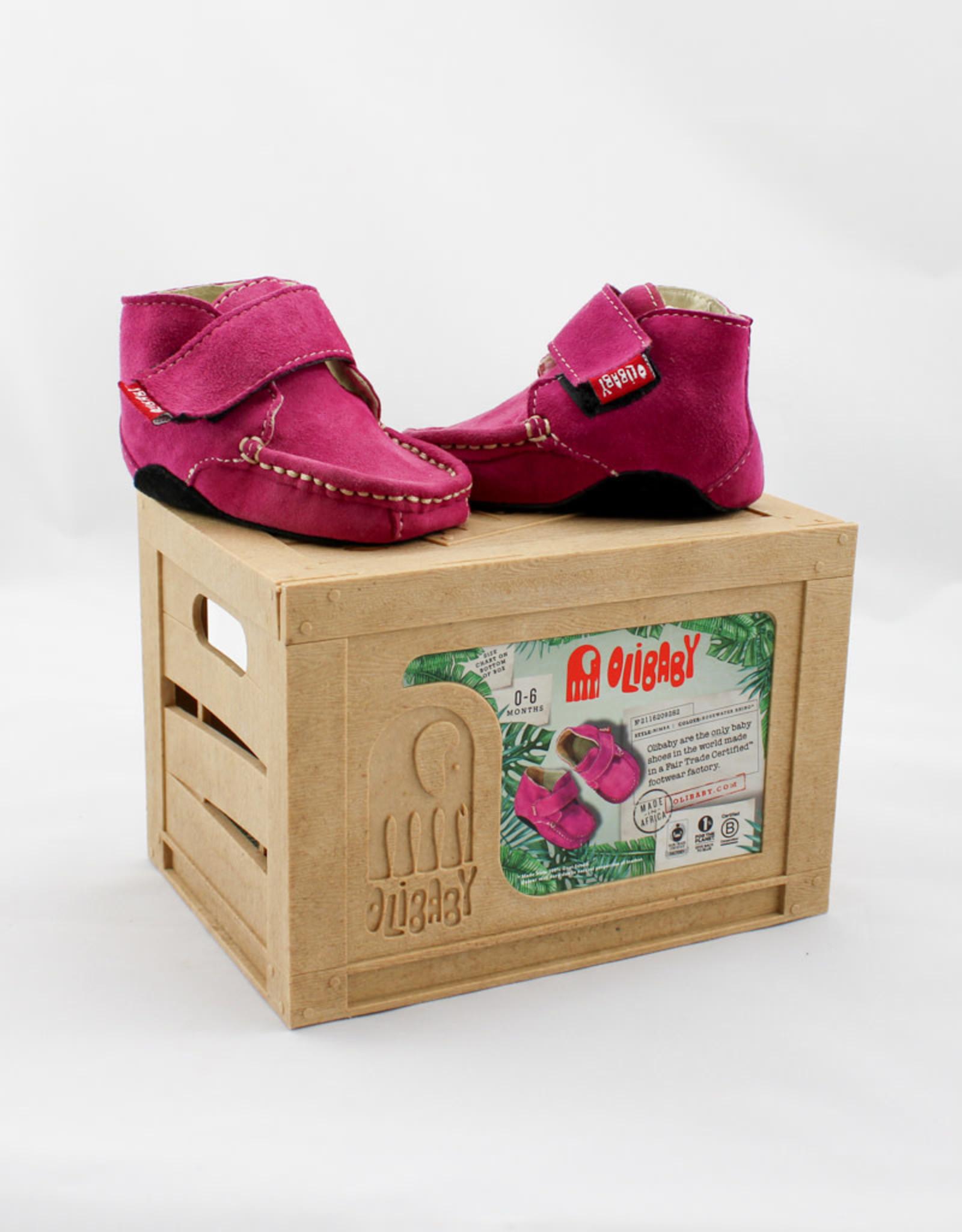 Oliberte Rosewater Rhino Shoes-18-24 months