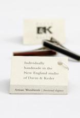 Davin and Kesler, Inc. Tie Clip - Ebony
