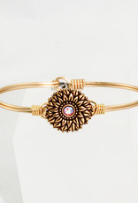 Luca + Danni Sunflower Bracelet-Regular size