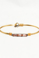 Luca + Danni Mini Hudson Bracelet in Peach-Regular size