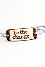 Mud Love Be The Change Bracelet
