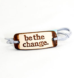 Mud Love Be The Change Bracelet