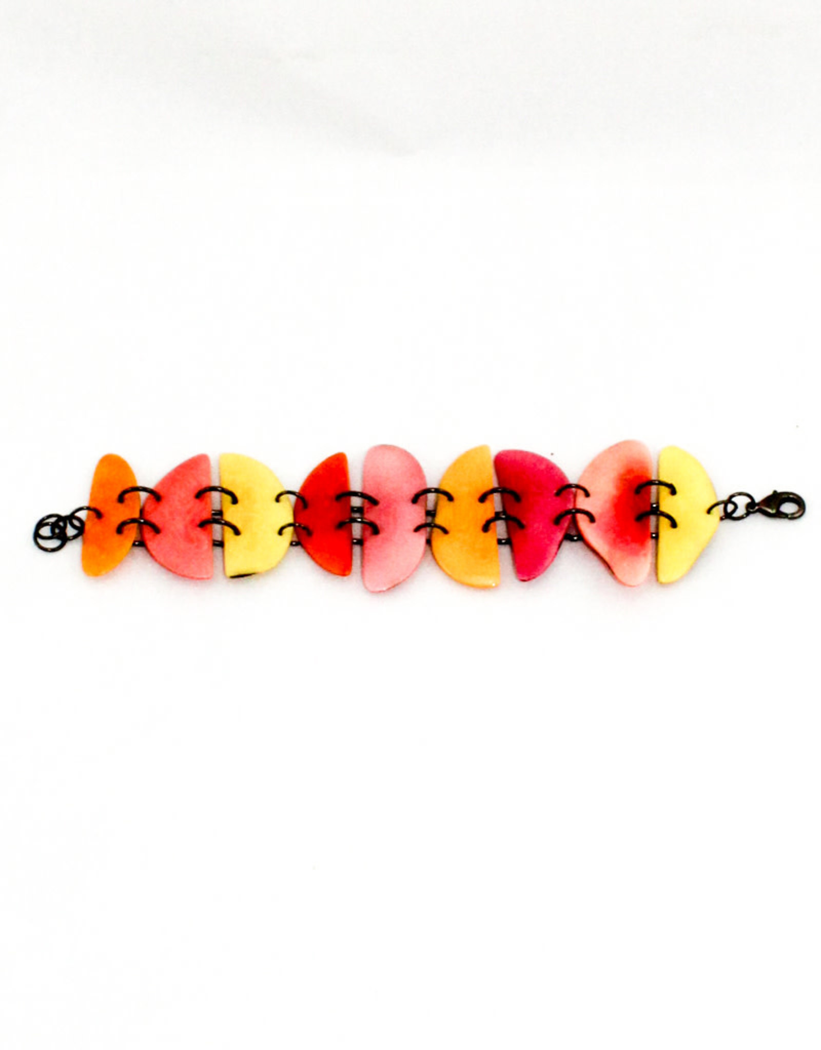 Veronica Riley Martens Crescent Shapes Bracelet