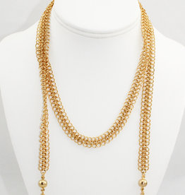 Peter M. Jewelry Chainmail 36""