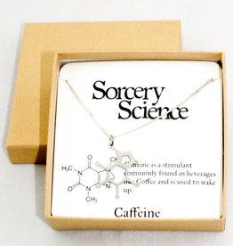 Sorcery Science Caffeine Pendant