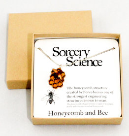 Sorcery Science Honeycomb Pendant