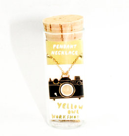 Yellow Owl Workshop Camera Pendant