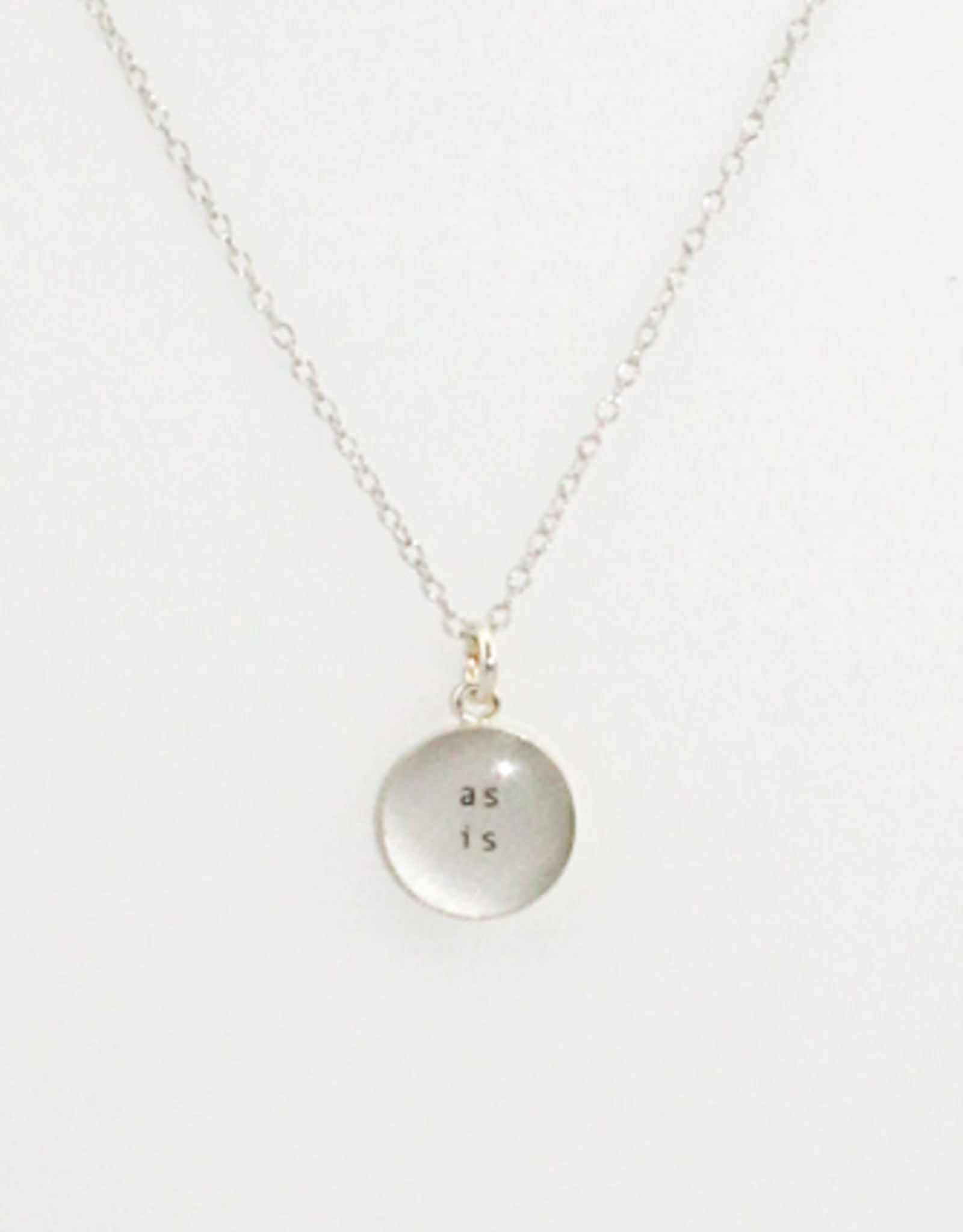 Everyday Artifacts As Is Necklace