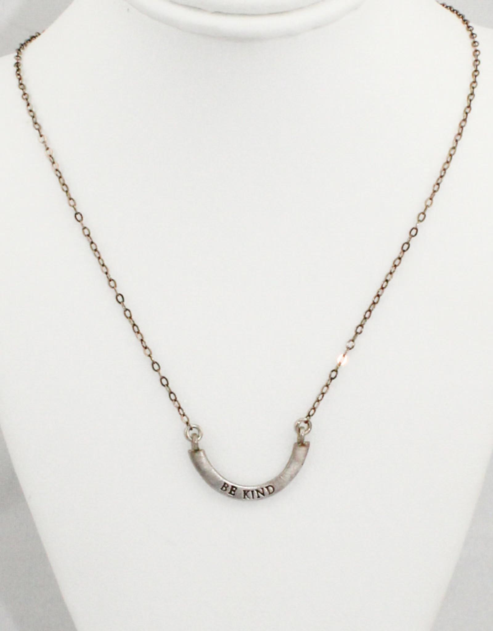 Emily Rosenfeld Be Kind Necklace