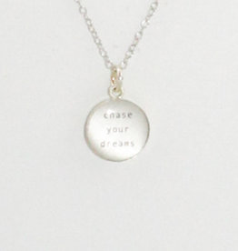 Everyday Artifacts Chase Your Dreams Necklace