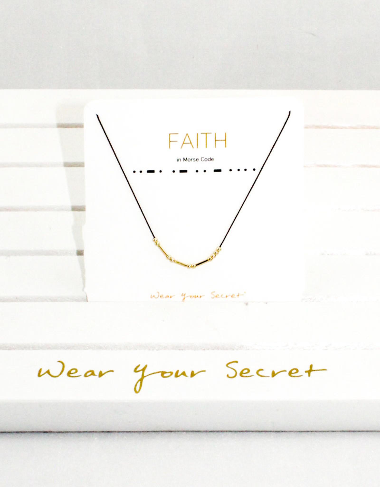 Little Be Design Faith Necklace
