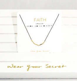 Little Be Design Faith Necklace
