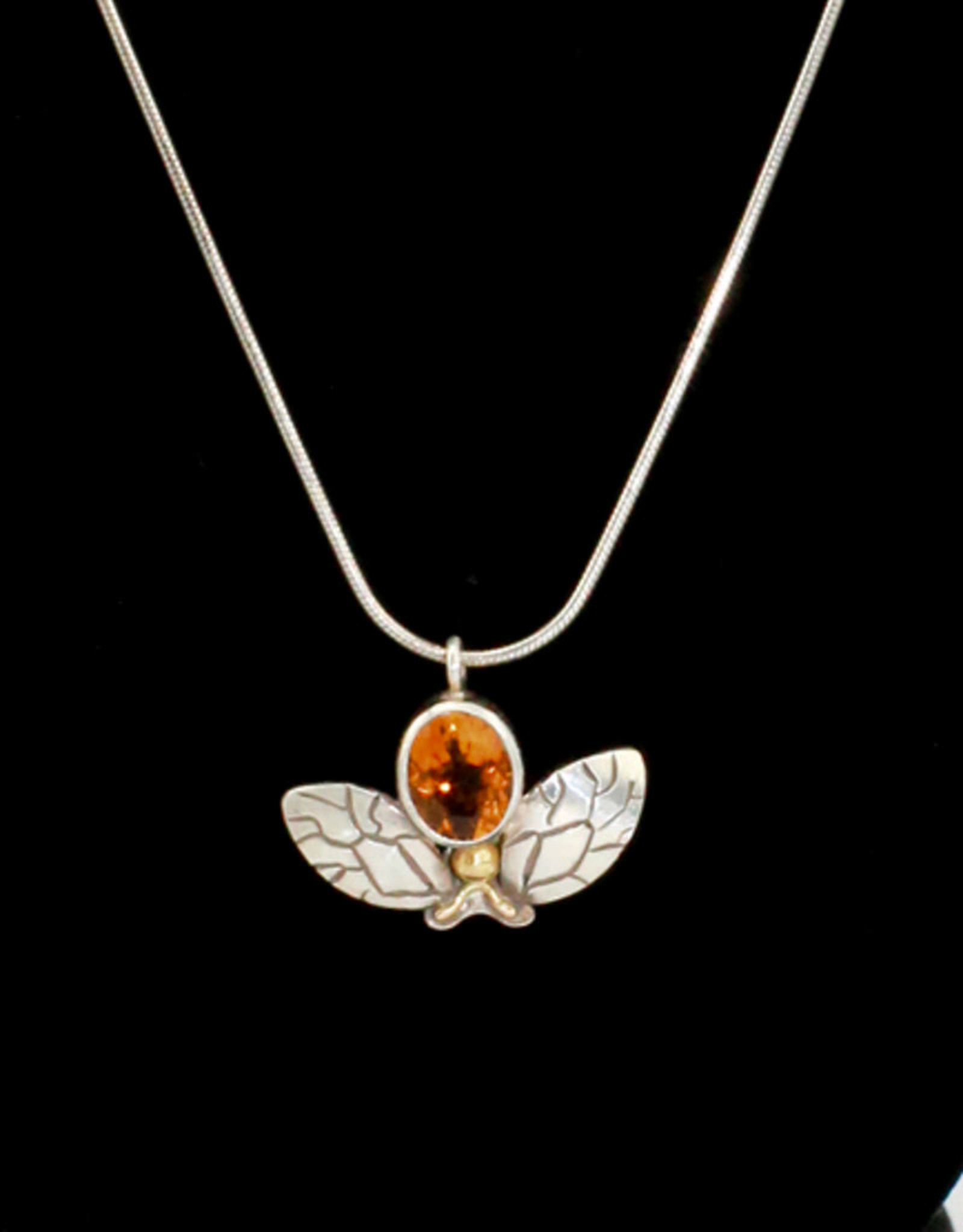 Nick DeDo Jewelry Nectar with Gold Necklace