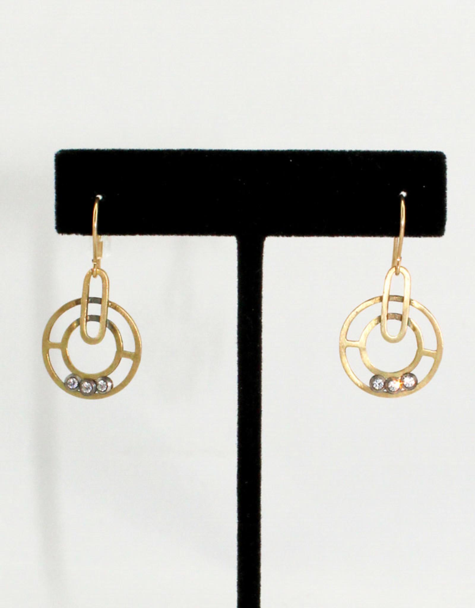 Ornatem Disk Necklace