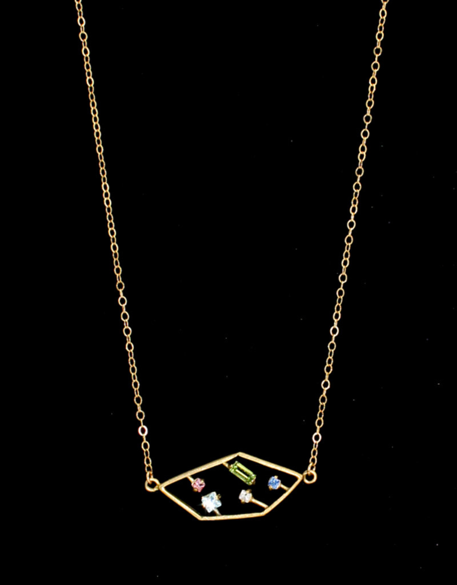 Ornatem Bar Necklace