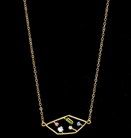 Ornatem Bar Necklace