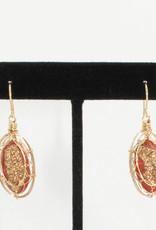 Ornatem Gold Dust Earrings