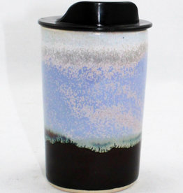 HeartMoss Pottery 12oz. Serenity Travel